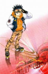 Air Gear: Special Trick Cover