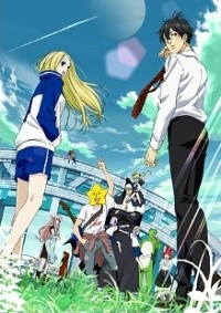 Arakawa Under the Bridge Cover