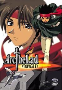 Arc the Lad Cover
