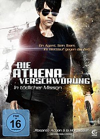 Athena: Goddess of War - The Movie Cover
