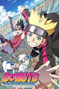 Boruto: Naruto Next Generations Cover