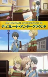 Chocolate Underground Cover