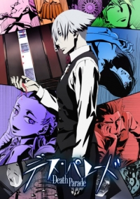 Death Parade Cover
