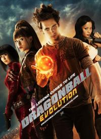 Dragonball: Evolution Cover