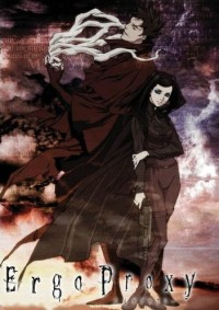 Ergo Proxy Cover