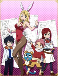 Fairy Tail: Memory Days Cover