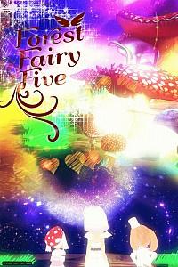 Forest Fairy Five Cover