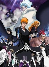 Gekijouban Bleach: The DiamondDust Rebellion Mou Hitotsu no Hyourinmaru Cover