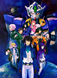 Gekijouban Kidou Senshi Gundam 00: A Wakening of the Trailblazer Cover
