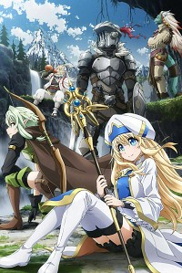 Goblin Slayer Cover