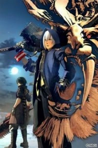 God Eater Promotion Cover