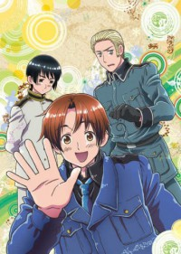 Hetalia: Axis Powers Cover