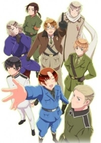 Hetalia: The World Twinkle Cover