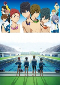 High Speed!: Free! Starting Days Cover