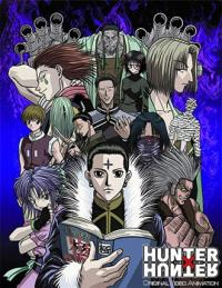 Hunter x Hunter: Original Video Animation Cover