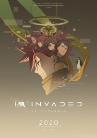 ID: Invaded Cover