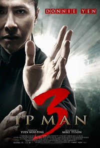 Yip Man 3 Cover
