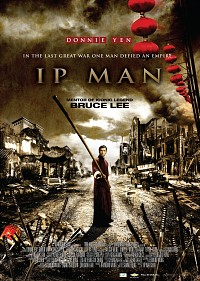 Yip Man Cover