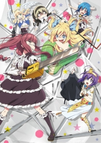 Jashin-chan Dropkick Cover