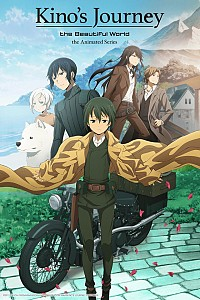 Kino no Tabi: The Beautiful World - The Animated Series Cover