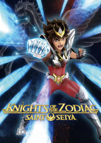 Knights of the Zodiac: Saint Seiya Cover