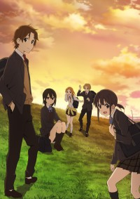 Kokoro Connect Cover