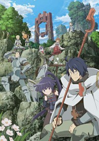 Log Horizon Cover