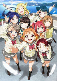 Love Live! Sunshine!! Cover