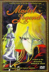 Maetel Legend Cover
