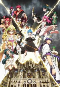 Magi: The Kingdom of Magic Cover