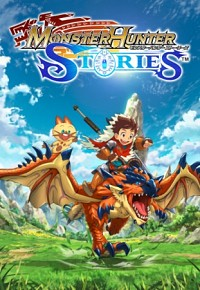 Monster Hunter Stories: Ride On Cover