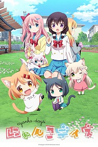 Nyanko Days Cover