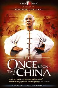 Wong Fei Hung Cover