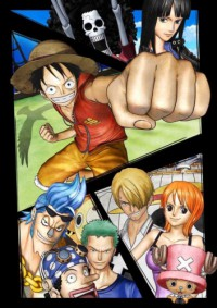 One Piece 3D: Mugiwara Chase Cover