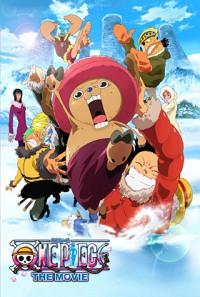 One Piece: Episode of Chopper Plus - Fuyu ni Saku, Kiseki no Sakura Cover