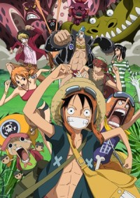 One Piece: Strong World Cover
