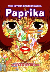 Paprika Cover