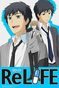 Relife Cover