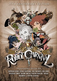 Robot Carnival Cover