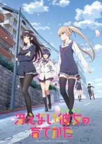Saenai Heroine no Sodatekata Cover