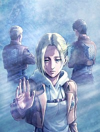 Shingeki no Kyojin: Lost Girls Cover