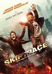 Skiptrace Cover