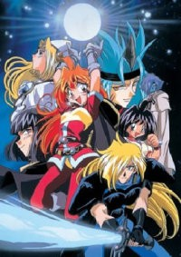 Slayers Try Cover