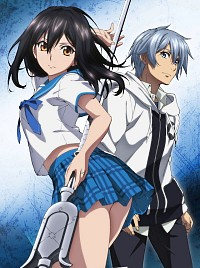 Strike The Blood IV Cover