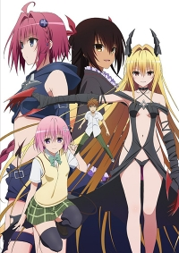 To Love-Ru: Trouble - Darkness 2nd Cover