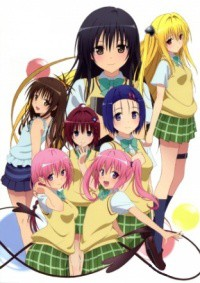 To Love-Ru: Trouble - Darkness OAD Cover