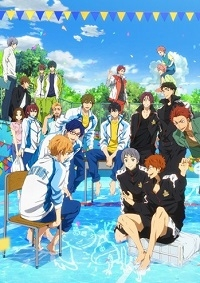 Tokubetsu Han Free! Take Your Marks Cover