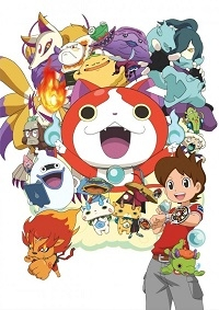 Youkai Watch Cover