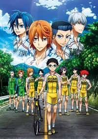 Yowamushi Pedal: New Generation Cover