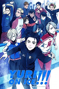 Yuri!!! on Ice Cover